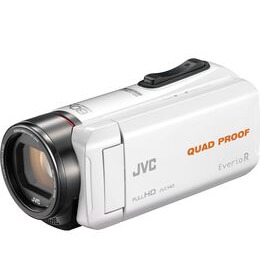 JVC GZ-R435WEK Camcorder - White Reviews
