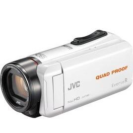 JVC GZ-R435WEK Camcorder - White