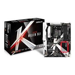 ASRock AMD X370 Killer SLI AM4 ATX Motherboard Reviews