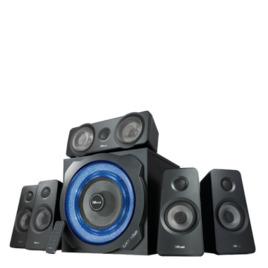 Trust GXT 658 Tytan 5.1 Surround Sound Speaker System Reviews