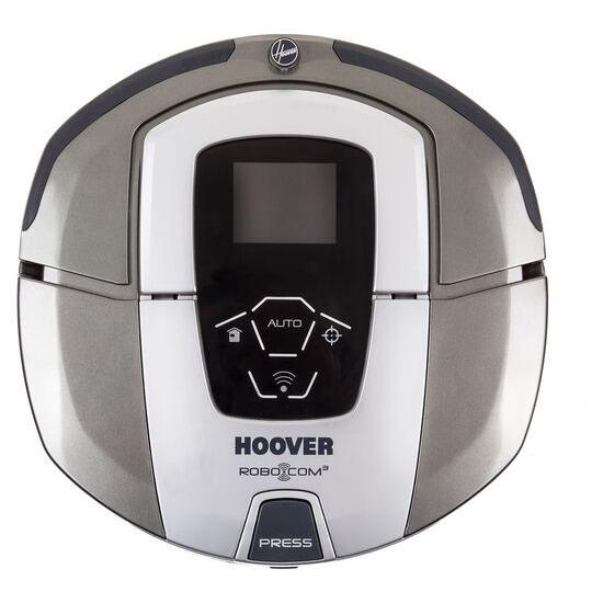 Hoover Robo.com RBC090 Robot Vacuum Cleaner - Titanium Metallic