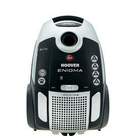 Hoover Enigma TE70 EN21 Cylinder Vacuum Cleaner - Black & Silver Reviews