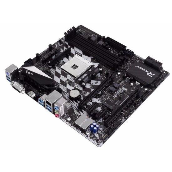 Biostar AMD X370GT3 AM4 mATX Motherboard