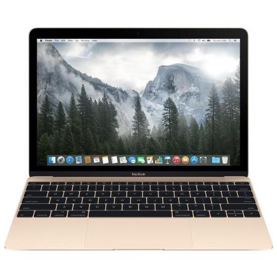 Apple 12-inch MacBook: 1.2GHz dual-core Intel Core m3