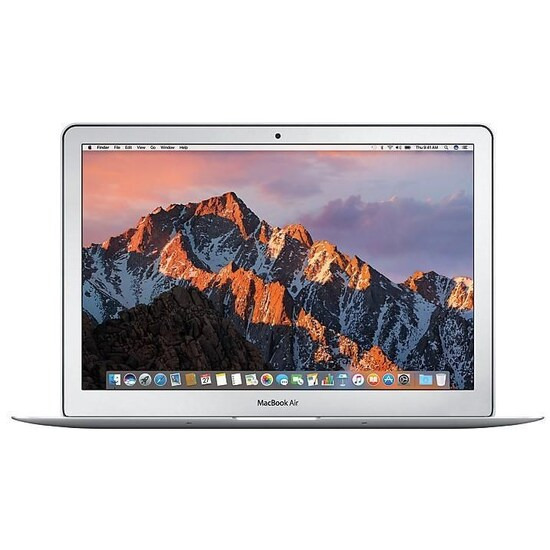 Apple MacBook Air 13-inch: 1.8GHz dual-core Intel Core i5