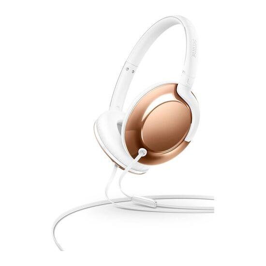 Philips SHL4805RG Headphones - Rose Gold