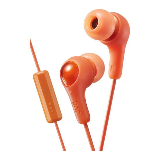 JVC HA-FX7M-D-E Headphones - Orange