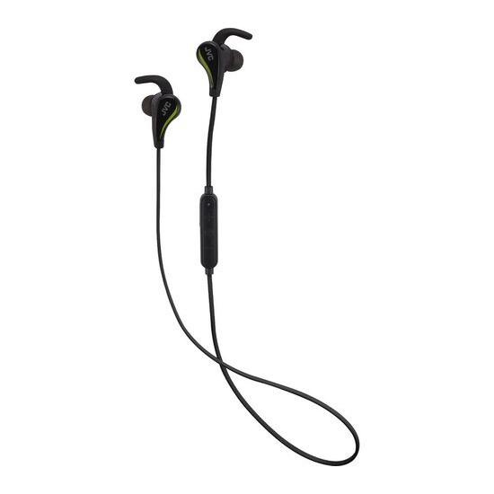 JVC HA-ET50BT-BE Wireless Bluetooth Headphones - Black