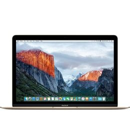 "Apple MacBook 12"" - Gold (2017) Reviews"