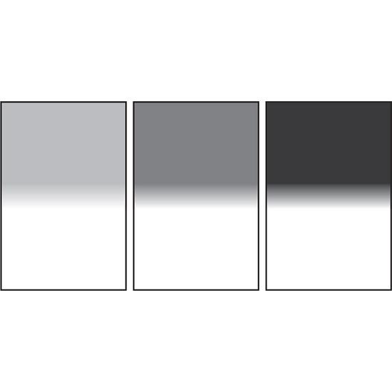 LEE Filters 100x150mm Neutral Density Filter Set - Soft Grad