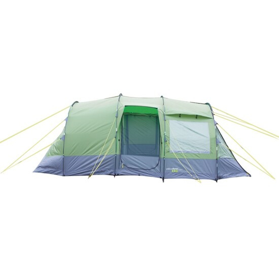 Yellowstone 4 Man Camping Tent With 2 Side Doors