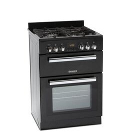 Montpellier RMC60DFK 60 cm Dual Fuel Cooker Stainless Steel Reviews