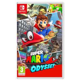 Super Mario Odyssey Reviews