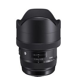 SIGMA 12-24 mm f/4 DG HSM Art Wide-angle Zoom Lens - for Nikon