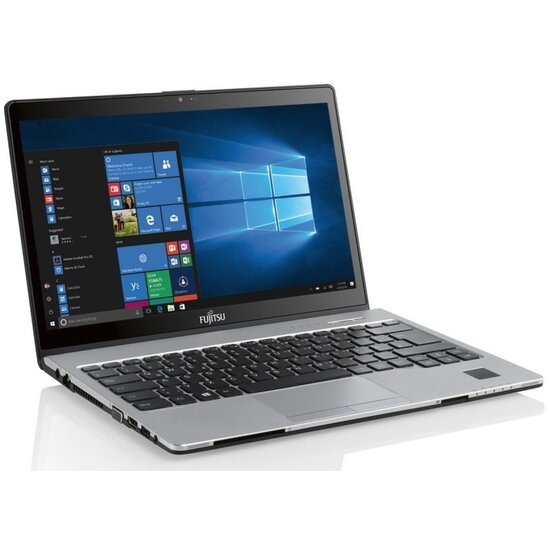 Fujitsu LIFEBOOK S937 Laptop Intel Core i5-7300U 2.6GHz 8GB RAM 256GB SSD 13.3 FHD Touch No-DVD Intel HD WIFI Bluetooth Webcam Windows 10 Pro
