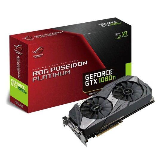 Asus Nvidia GeForce GTX 1080 Ti ROG POSEIDON