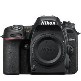 NIKON D7500 DSLR Camera - Black Reviews