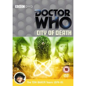Photo of Doctor Who - City Of Death DVD Video DVDs HD DVDs and Blu Ray Disc