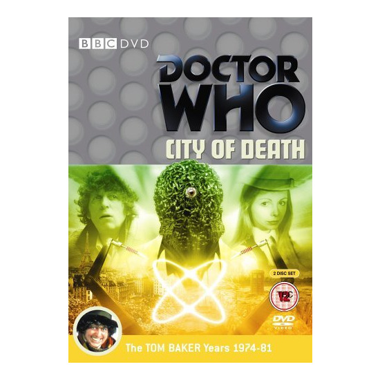 Doctor Who - City Of Death DVD Video