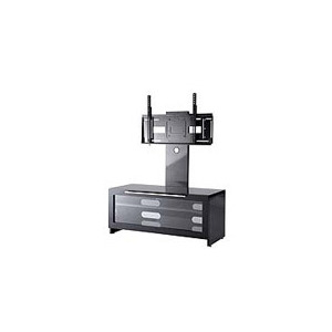 Photo of Alphason APP1000-BR Black TV Cabinet With Integral TV Bracket TV Stands and Mount