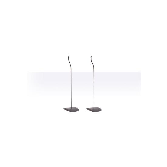 BOSE UFS-20 Cube Speaker Floor Stand - pair, silver