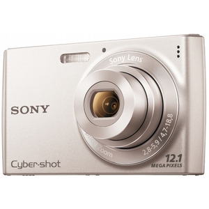 Photo of Sony Cyber-Shot DSC-W510 Digital Camera