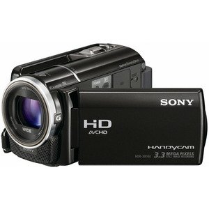 Photo of Sony HDR-XR160E Camcorder