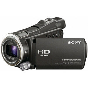 Photo of Sony Handycam HDR-CX700VEB Camcorder