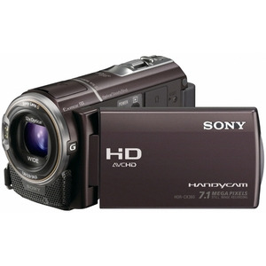 Photo of Sony Handycam HDR-CX360 Camcorder