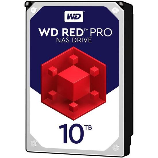 WD 10TB Pro 256MB 3.5IN SATA 6GB/S NAS Hard Drive