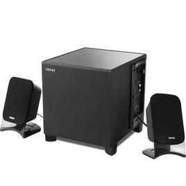 EDIFIER XM2 2.1 PC Speakers - Black Reviews