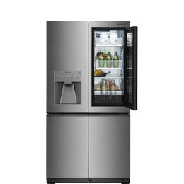 LG Signature LSR100 Smart 60/40 Fridge Freezer - Stainless Steel