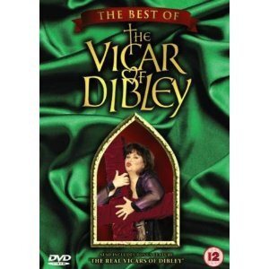 Photo of The Vicar Of Dibley DVD Video DVDs HD DVDs and Blu Ray Disc