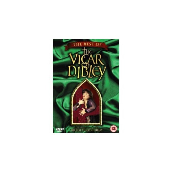 The Vicar Of Dibley DVD Video