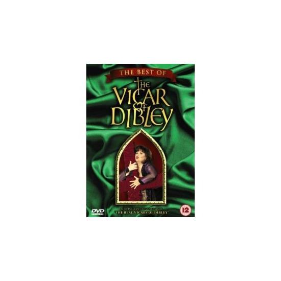 The Vicar Of Dibley DVD Video