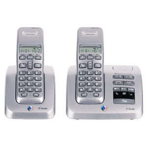 Photo of BT Studio 3500 Twin Landline Phone