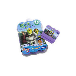 Photo of V.Smile Shrek The Third Game Toy