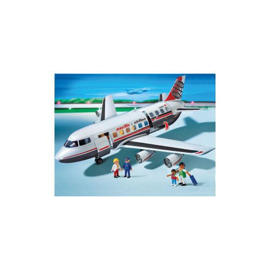Playmobil Jet Airplane