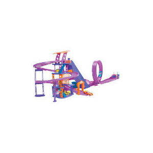 Photo of Polly Pocket Polly Wheels RaceTo The Mall Toy