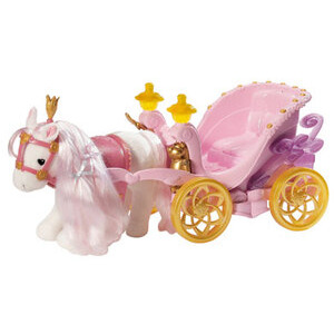 Photo of Baby Born Horse & Carriage Toy