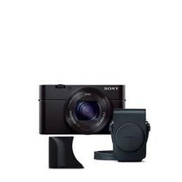 Sony Cyber-shot RX100 III Digital Camera + Grip + Case Reviews