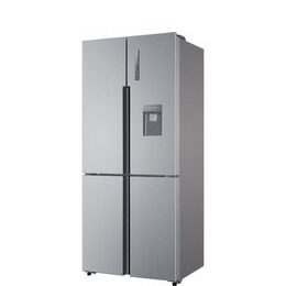 Haier HTF-452WM7 60/40 Fridge Freezer - Stainless Steel Reviews