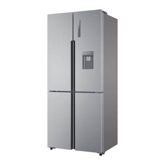 Haier HTF-452WM7 60/40 Fridge Freezer - Stainless Steel