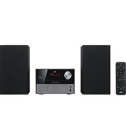 JVC UX-D327B Wireless Traditional Hi-Fi System Reviews