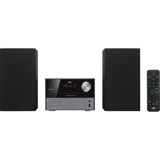 JVC UX-D327B Wireless Traditional Hi-Fi System