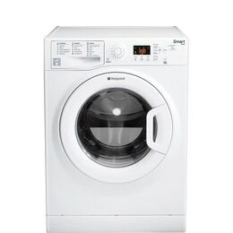 HOTPOINT WMFUG 863P UK 8 kg 1600 Spin Washing Machine - White Reviews