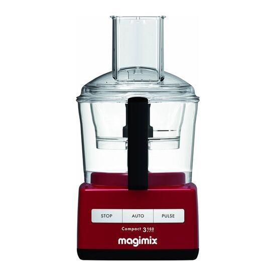 Magimix C3160 Food Processor - Red