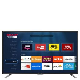 Sharp LC-32CHE6131K 32 Inch HD Ready Smart TV Reviews
