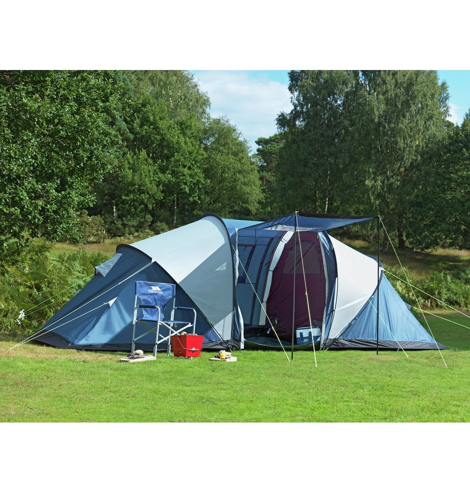 Trespass Go Further 6 Man Tent with Carpet  sc 1 st  Reevoo & Trespass Go Further 6 Man Tent with Carpet reviews and prices | Reevoo