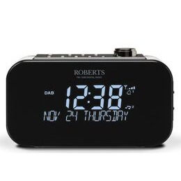 Roberts Ortus 3 DAB/FM Clock Radio - Black Reviews